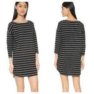NWT BB Dakota Dinah striped dress XS